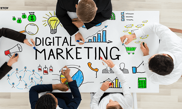 The Evolution and History of Digital Marketing